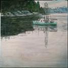 Quadra Island Boat