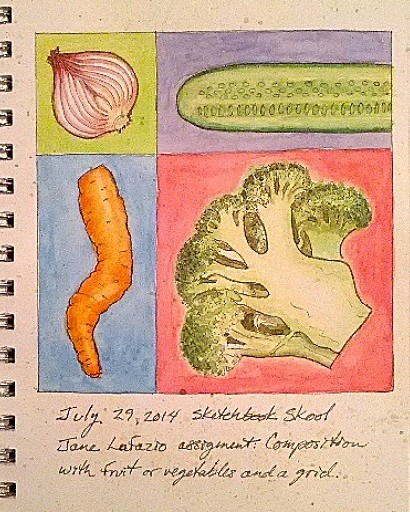 Assignment from Jane Lafazio
