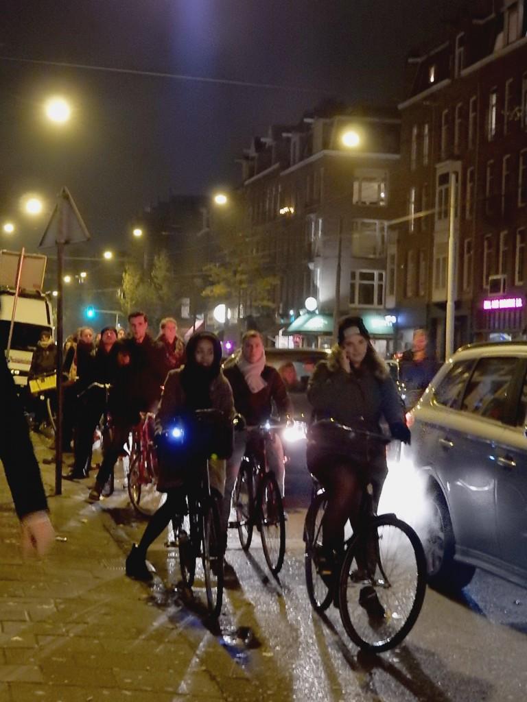 Amsterdam Rush Hour