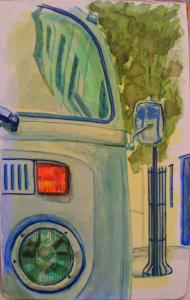 Cool Volkswagen Van